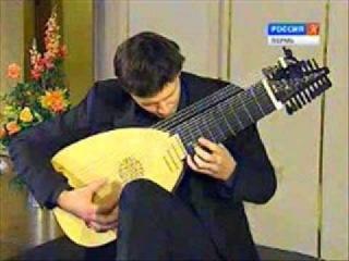 J.S. Bach BWV 997 Lute Suite #2 c-moll /prelude/ Vassily Antipov