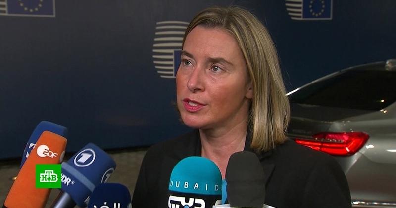 В ЕС предложили надавить на Россию из-за ситуации в Керченском проливе