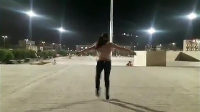 Mari Ferrari Monodepth Kinnie Lane - Plus De Toi (Mexx Karimov Radio Edit)\\Shuffle Dance Video