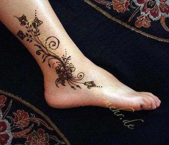 Татуировки хной мехенди кемерово