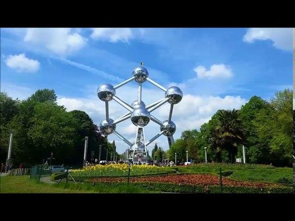 Брюссель - Атомиум Brussels - Atomium