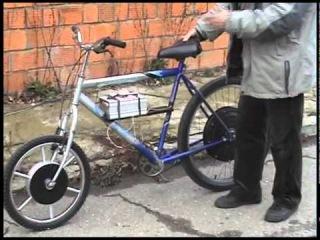 Категория ролика. велосипед. мотор-колесо шкондина.  Для вашего просмотра предлагается Электрический мир - Приятного...