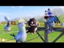 Трио в перьях Фрагмент из мультфильма 2017 NTBS