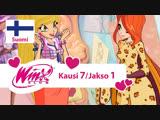 Winx-klubi: Kausi 7, Jakso 1 - «Alfean luonnonpuisto» (Suomi)