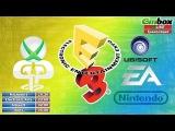 Пресс-конференция Microsoft в прямом эфире. E3 2014