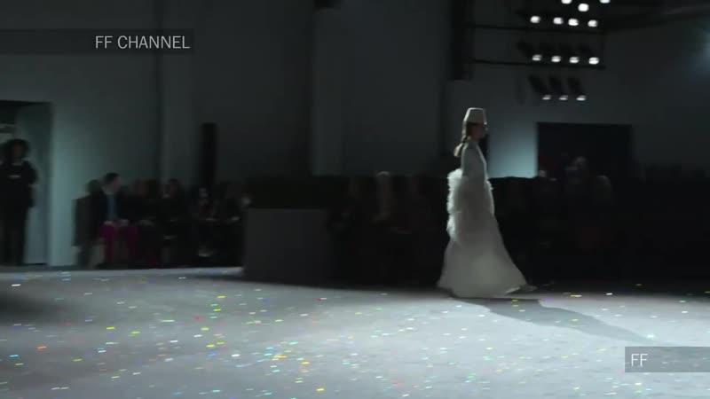 Giambattista Vallir _ Haute Couture Spring Summer 2019 Full Show _ Exclusive