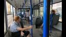 Великий Новгород маршрут 9а ЛиАЗ 6212 70 Н 830 КН 76