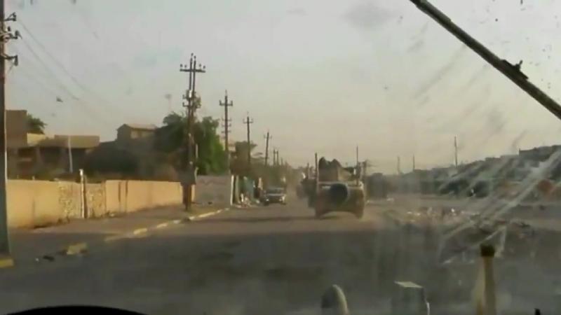 تفجيرات على الامريكان في العراق