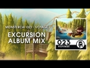 Monstercat 023 Voyage Excursion Album Mix 1 Hour of Electronic Music