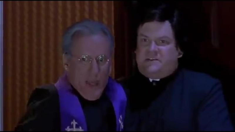 Святой отец VS Одержимая
