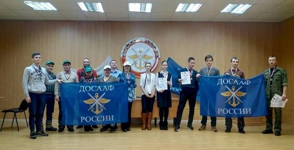 Состоялось награждение победителей зимнего фестиваля ГТО