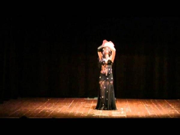 Maryem Bent Anis Baed Annak Belly Dance