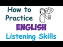 How to practice English listening skills without spending extra time