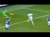 Soccer Aid 2014 - Edwin van der Sar With Amazing Save From Kevin Phillips Close Range Shot