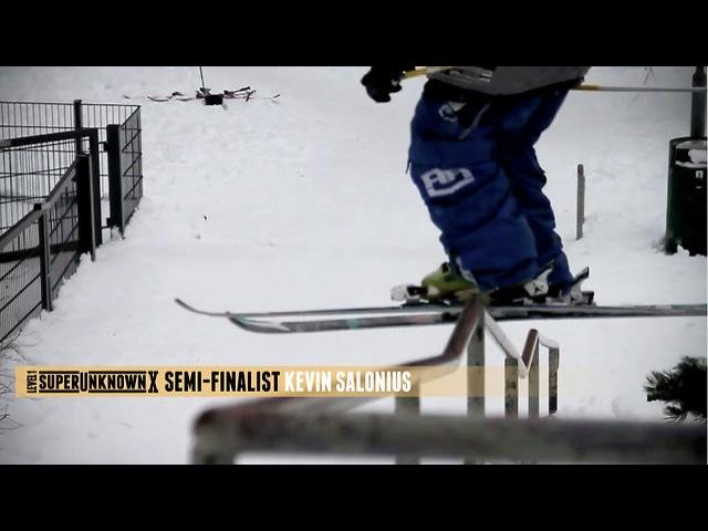 Kevin Salonius Superunknown X Semi-Finalist