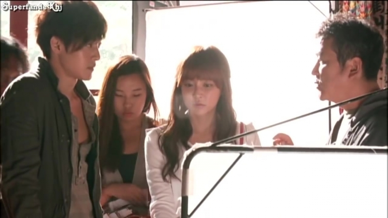Kim Hyun Joong ~ City Conquest Making Film ~ Scene2 DVD2