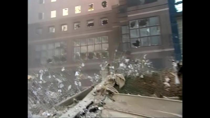 11 сентября 2001 год атмосфера внизу башен близнецов