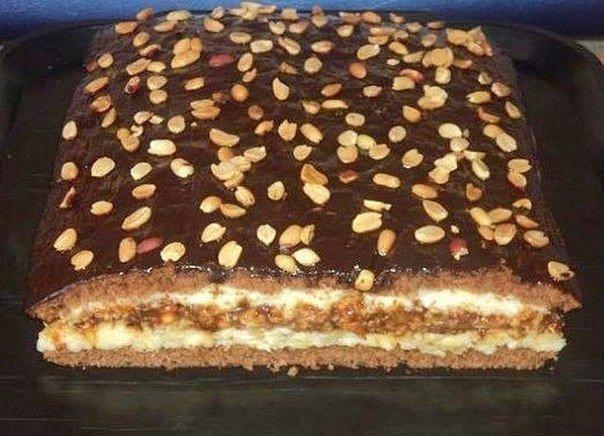 Торт домашний - вкусно и просто Ингредиенты: Для теста: -3
