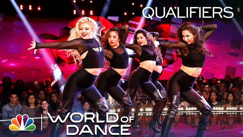 Marissa The Heartbreakers: Qualifiers - World of Dance 2018 (Full Performance)