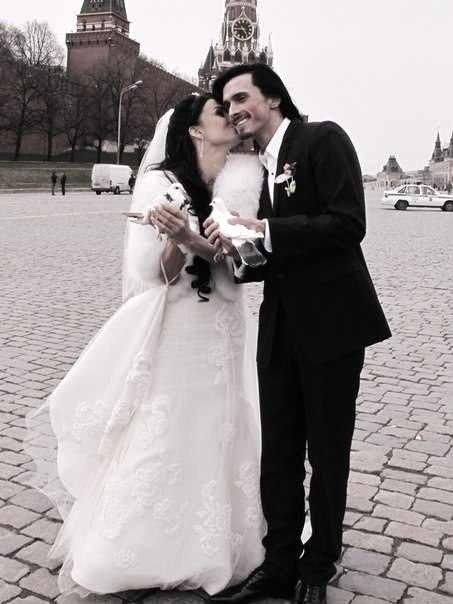 Павел волосов и камилла вахаева свадьба фото