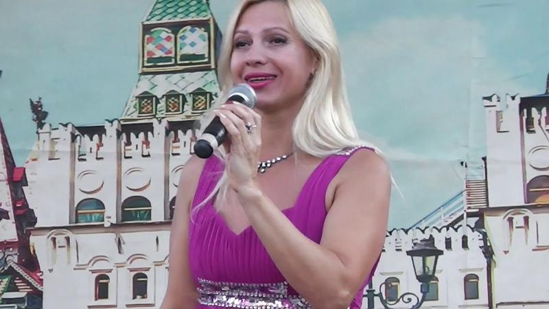Марина Соболева ,Здесь мой дом Измайловский кремль