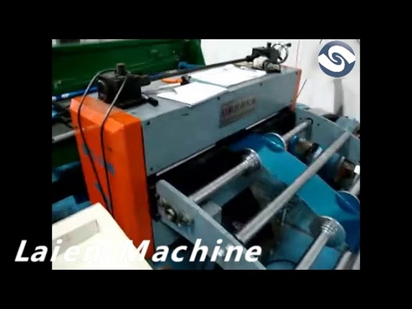 Sheet cut to length with decoiler and shear