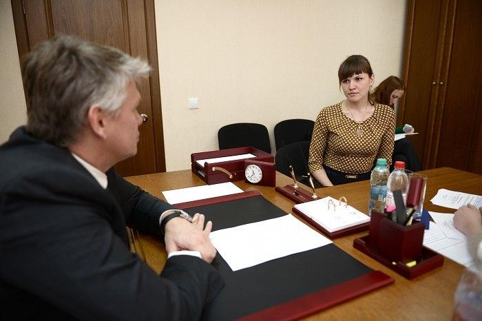 Начальник донского управления ветеринарии Сергей Карташов встретился с населением
