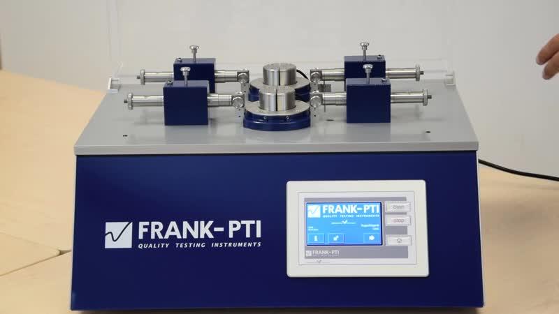FRANK - PTI-Twin Folding Tester
