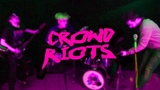 Crowd Riots - Be Free! (Official Music Video)