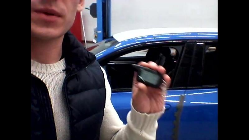 Pandect 3910 BMW X2 автозапуск
