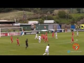 Уэльс U21 — Португалия U21. Андре Орта (0:1)