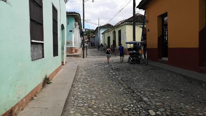 Куба тренидад