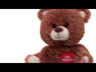 One Direction Dancing Bear from Build-A-Bear Workshop