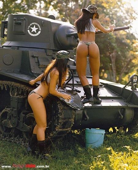 фото танки онлайн секс
