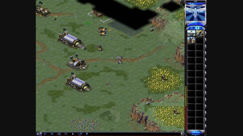 CC Red Alert 2 (TOE) 271118(6)- Ibra vs Artemis