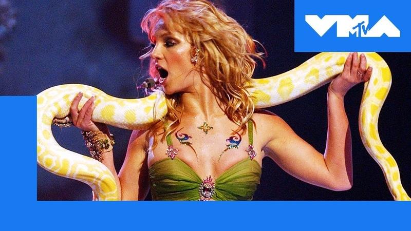 Iconic MTV VideoMusicAwards 2OO1