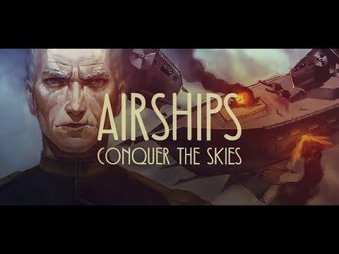 Airships Conquer the Skies - Бой Бой Бой!