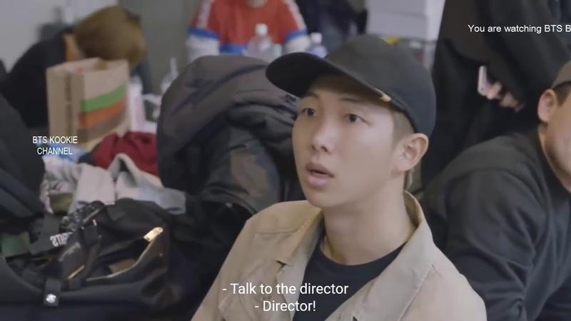 [RUS SUB][ENG SUB] BTS Burn the Stage (EP. 8) - FULL