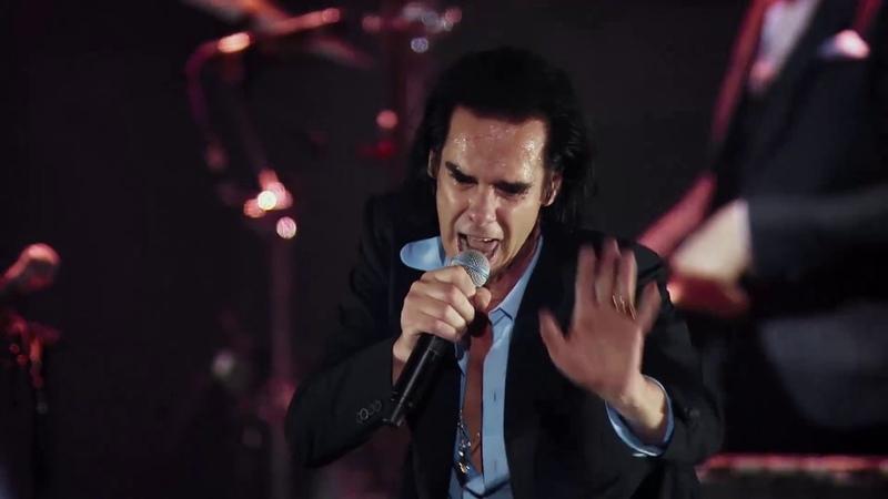 Nick Cave The Bad Seeds - The Mercy Seat - Live in Copenhagen