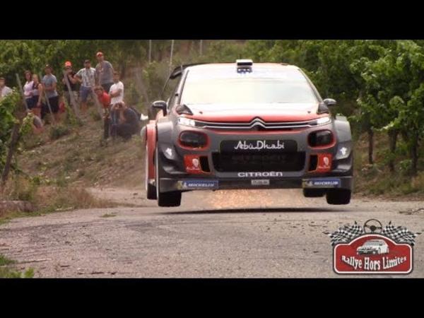WRC ADAC Rallye Deutschland 2018 [Day 2] - Flatout Limit