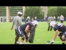 Penn State Football 2014- Inside Training Camp - Defensive Line