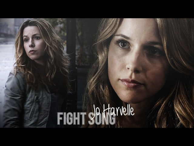 Jo harvelle ; fight song