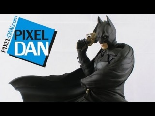 Kotobukiya The Dark Knight Rises Batman 1/6 Scale Pre-Painted Model Video Review