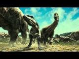 Một băng Tyrannosaurus Rex không hạ nổi một con Apatosaurus