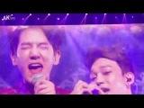 140413 EXO Hello! Lucky 백현 (Baekhyun) & 첸 (Chen)