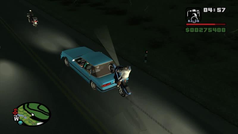 Увеличит ли скорость авто, если сзади будет толкать мотик?