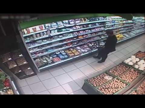 Смоленские полицейские раскрыли серию краж из магазинов