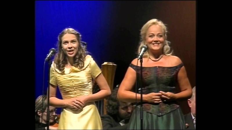 Patricia JANEČKOVÁ Eva DŘÍZGOVÁ JIRUŠOVÁ: Canzonetta sull´ aria (W. A. Mozart)