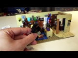 [Russian Geek] LEGO Ideas: The Big Bang Theory (21302) - Brickworm