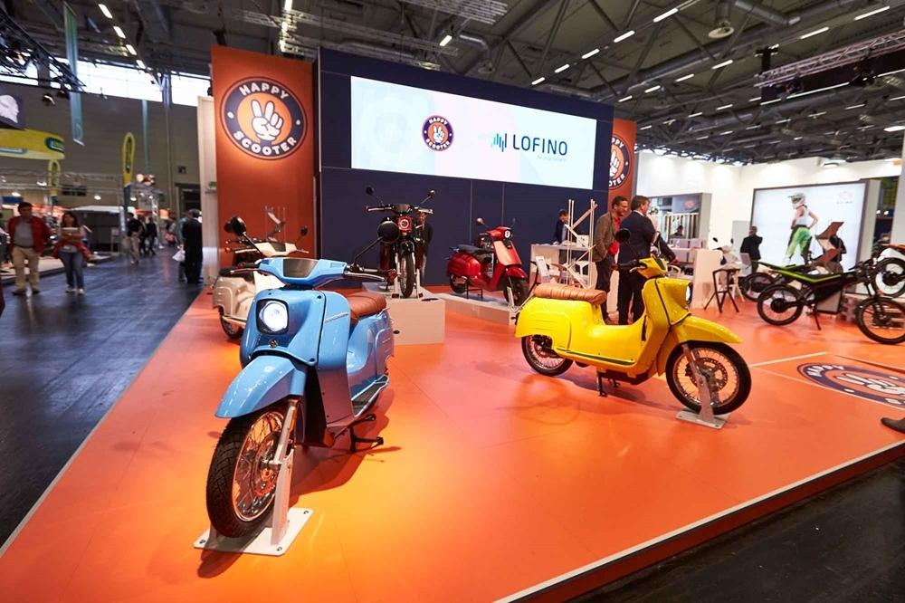 Выставка Intermot 2018 в Кёльне (фото)